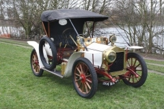 1904 Lavie Runabout