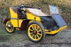 1913 AC Sociable Runabout