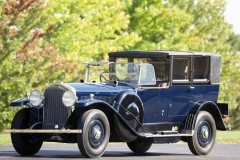 1924 Isotta Fraschini Tipo 8A Imperial Landaulet